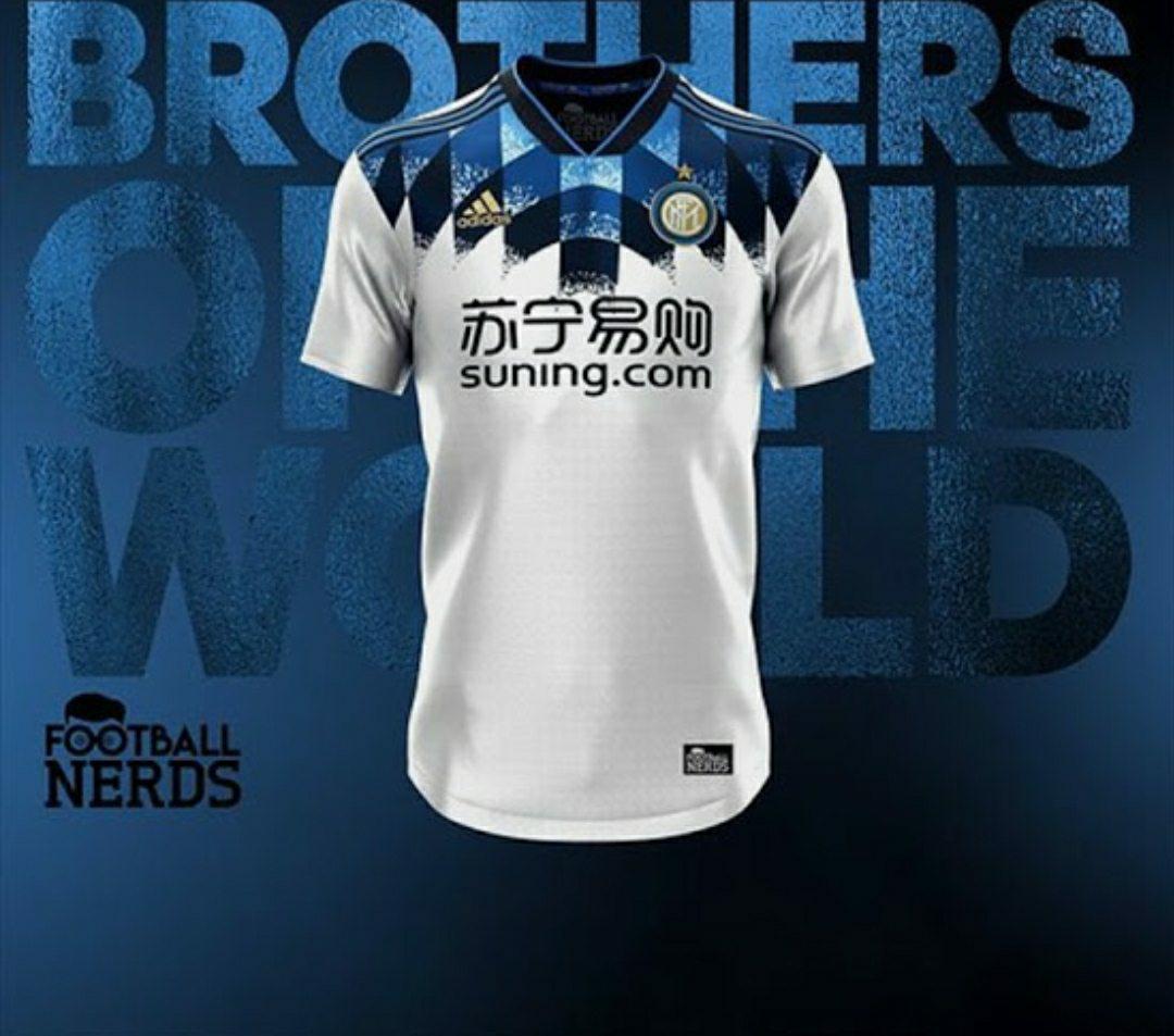 jual online jersey inter milan musim depan 2020-2021, kostum jersey bola away bocoran