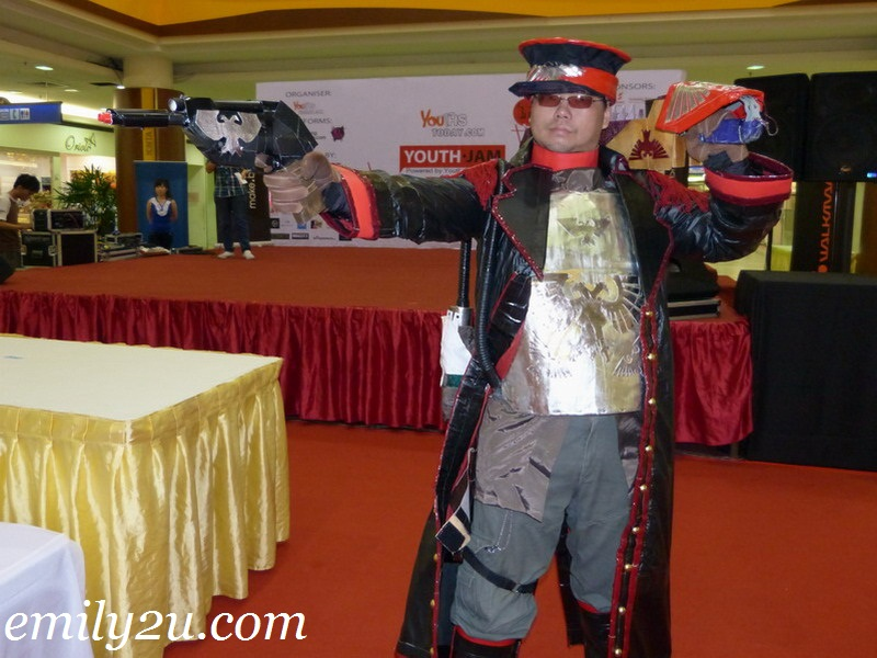 Sony Cyber-Shot Cosplay Competition