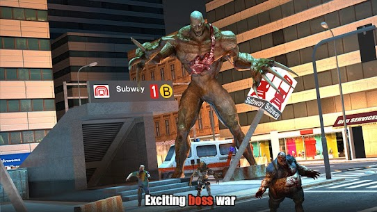 Hopeless Raider – Zombie Shooting Games 9