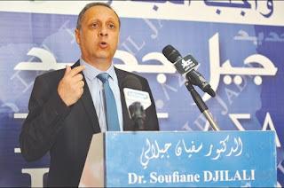 """Il prévoit la fin imminente du système Soufiane Djilali : """"Les images de Bouteflika sont un démenti cinglant au mensonge de l'État"""""""