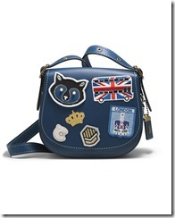 Coach- 57336- Regent Street Exclusive Saddle Bag 23- 475GBP
