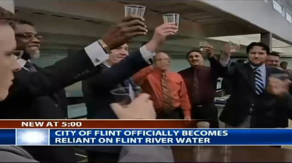 Flint: filters distributed to citizens don't filter toxic lead