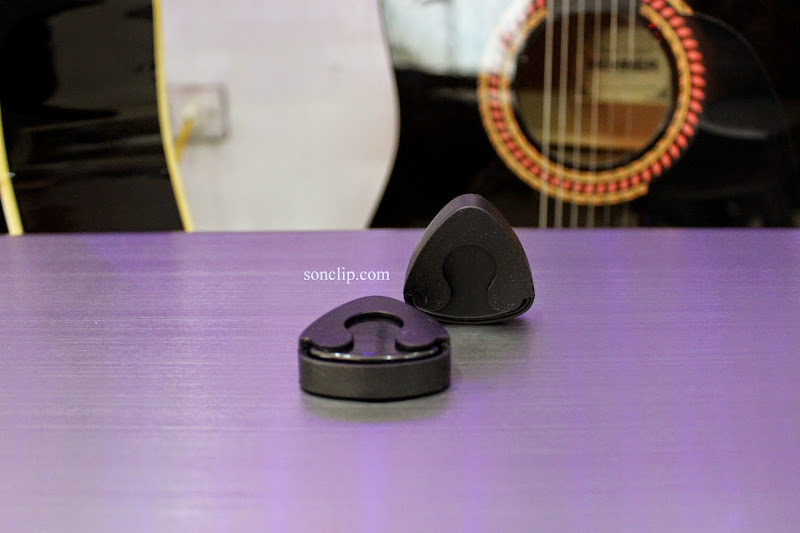 Hộp Đựng Pick - Dunlop Pick Holder