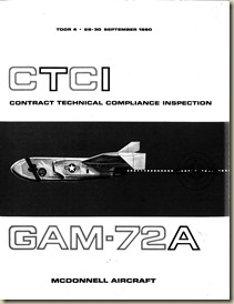 Contract Technical Compliance Inspection - GAM-72A Sep-28-30-1960_01