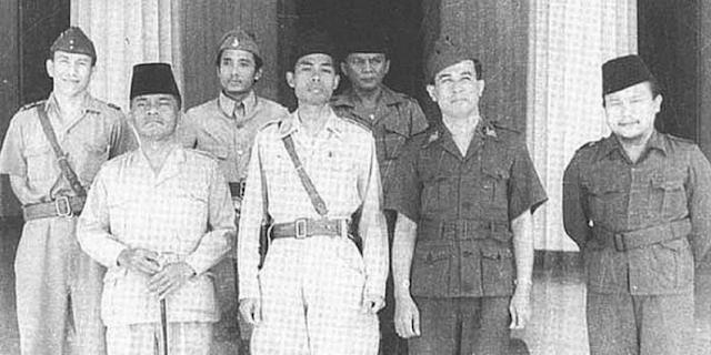Panglima soedirman lahir pada 24 januari 1916