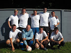 Turnier in Dillingen 2010 - Hintere Reihe (v.l): Michael, Ulli, Achim, Thomas, Nico - Vordere Reihe (v.l.): Andreas, Martin, Christian, Thomas