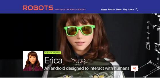 Your Guide to the World of Robotics via @robotsapp