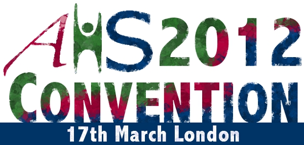 AHS Convention 2012 Logo