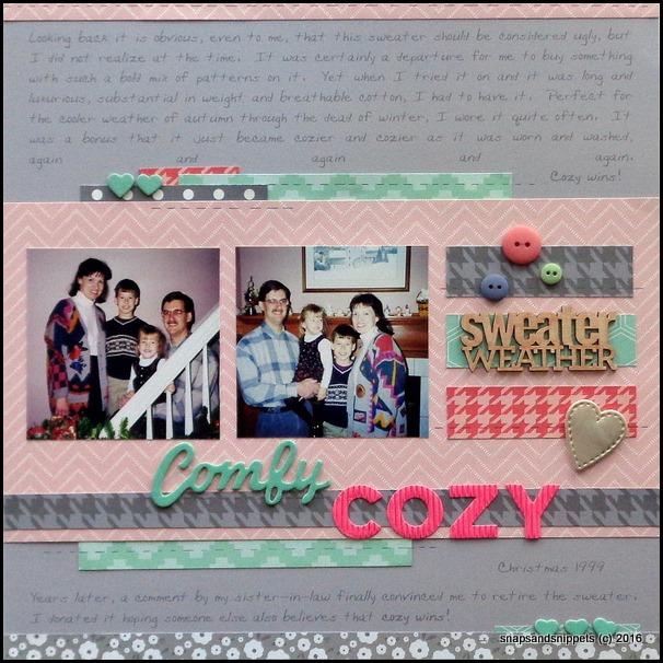 Comfy Cozy-001