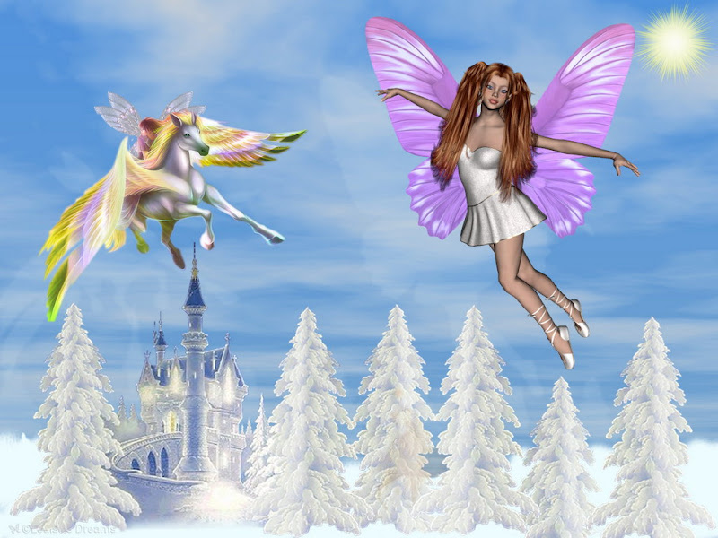 Fairy In Fayritale, Fairies Girls