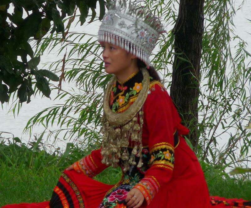 CHINE.YUNNAN.KUN MING Village des minorités 2 - P1270698.JPG