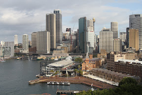Circular Quay, Sydney CBD, and The Rocks