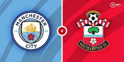 Manchester City vs Southampton : Premier League Live Stream