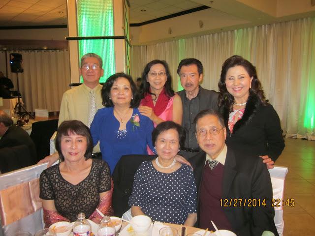 KM Houston dự đám cưới 12/2014  h11
