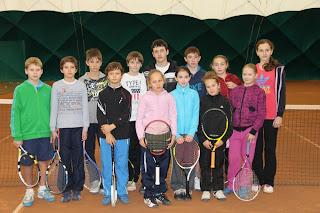 Юношеский турнир (5-6 января 2013)