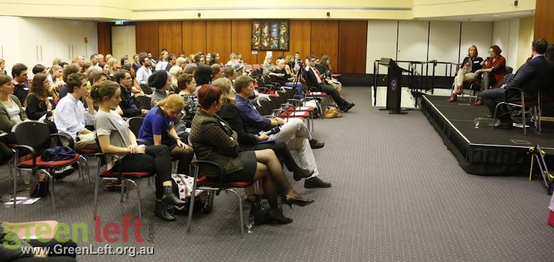 FULL AUDIO: Brisbane pro-choice forum | Green Left Weekly