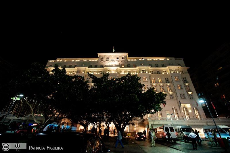 Foto de casamento 0572 de Paula e Bernardo. Marcações: 16/10/2010, Casamento Paula e Bernardo, Copacabana Palace, Hotel, Rio de Janeiro.