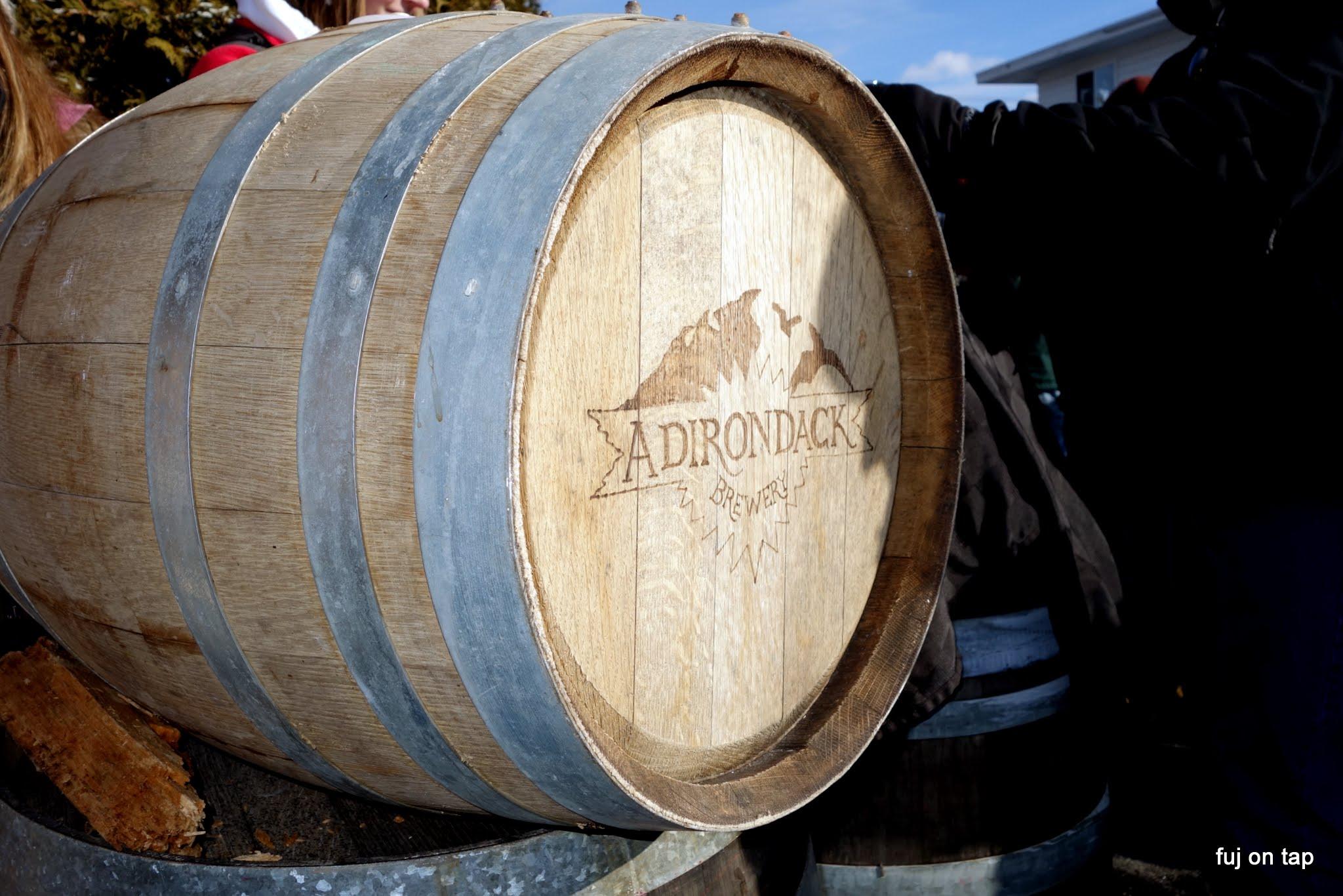 Adirondack Pub & Brewery Festival of Barrels
