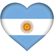 Flag Stickers for Argentina Flag Photos