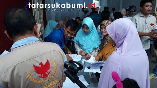 Pengobatan Gratis dan Sosialisasi Pemilu 2019 Alumni UI, IPB dan Trisakti di Sukabumi