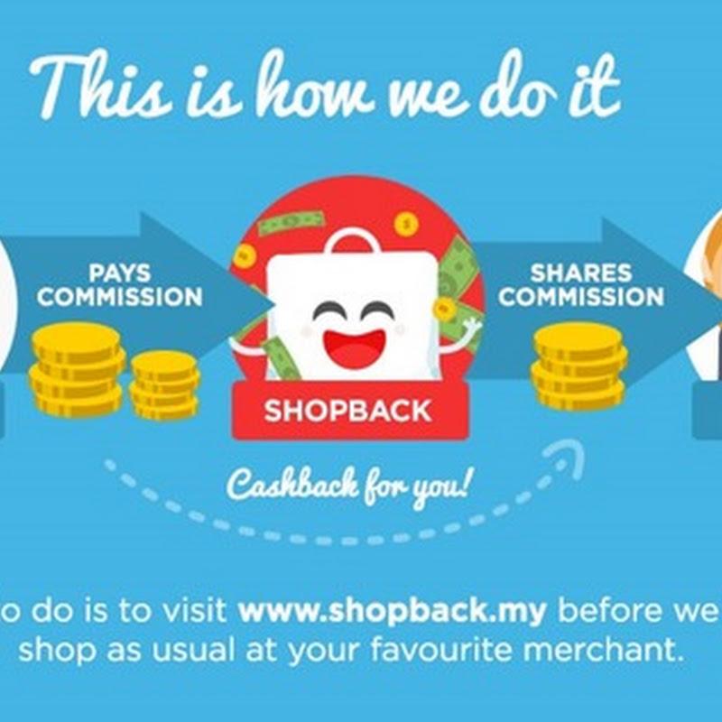 Bestnya Shopping Online Sambil Kumpul Duit di ShopBack