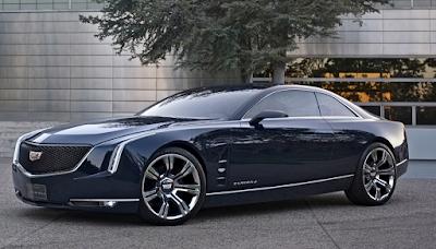 New Cadillac