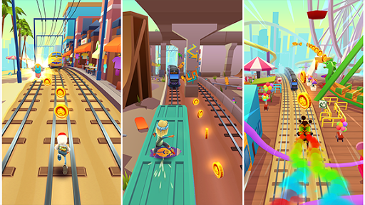 Subway Surfers  screenshots 7