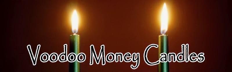 Voodoo Money Candles