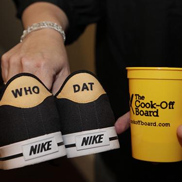 Saints shoes!