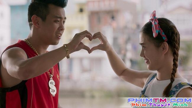 """Miu Lê và Đỗ An vừa yêu """"vừa hận"""" trong """"Bạn Gái Tôi Là Sếp"""" - Ảnh 7."""