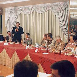 Sopar amb Enric Valor a l'any 1995