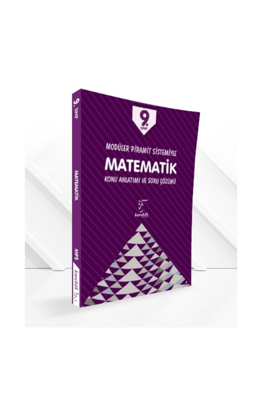 Karekök Yayınları - TYT Matematik - 9.Sınıf Soru Bankası