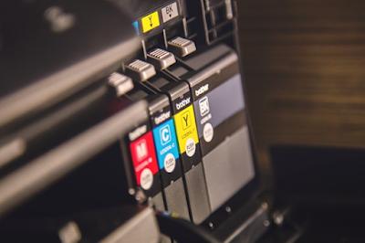 Printer Macet Karena Tinta Kering