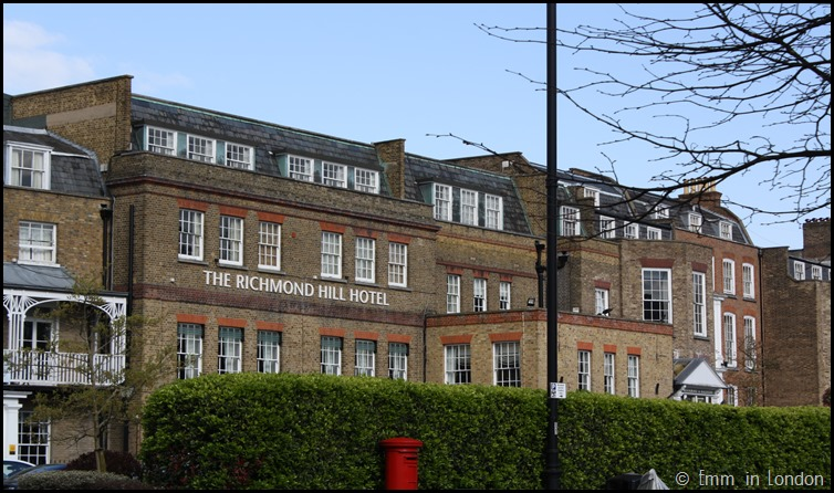 The Richmond Hill Hotel