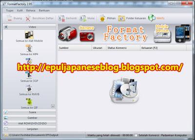 Format Factory 2.95 Aep Saepuloh