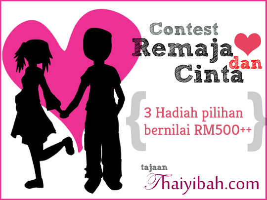Contest Remaja dan Cinta