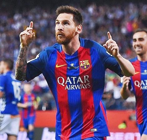 Saudi Arabia Bans Messi, Barcelona Shirts (READ)