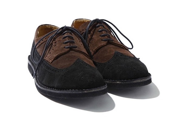 fly in style daily trend contrast wingtips not your