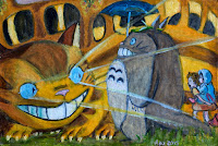 Totoro Cat Bus