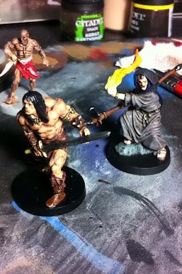 Conan & Hadrathus
