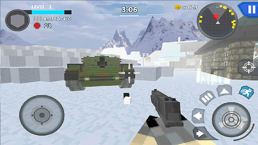 Cube Wars Battle Survival apkdebit screenshots 8