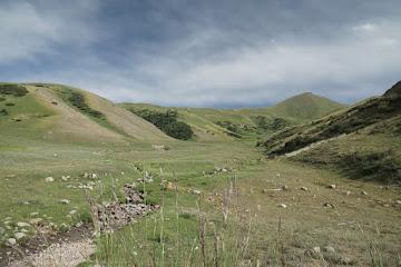 """""""Unten"""" im Tosor Tal - in 2.600 m Höhe"""