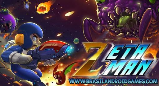 Zetta Man: Metal Shooter Hero APK