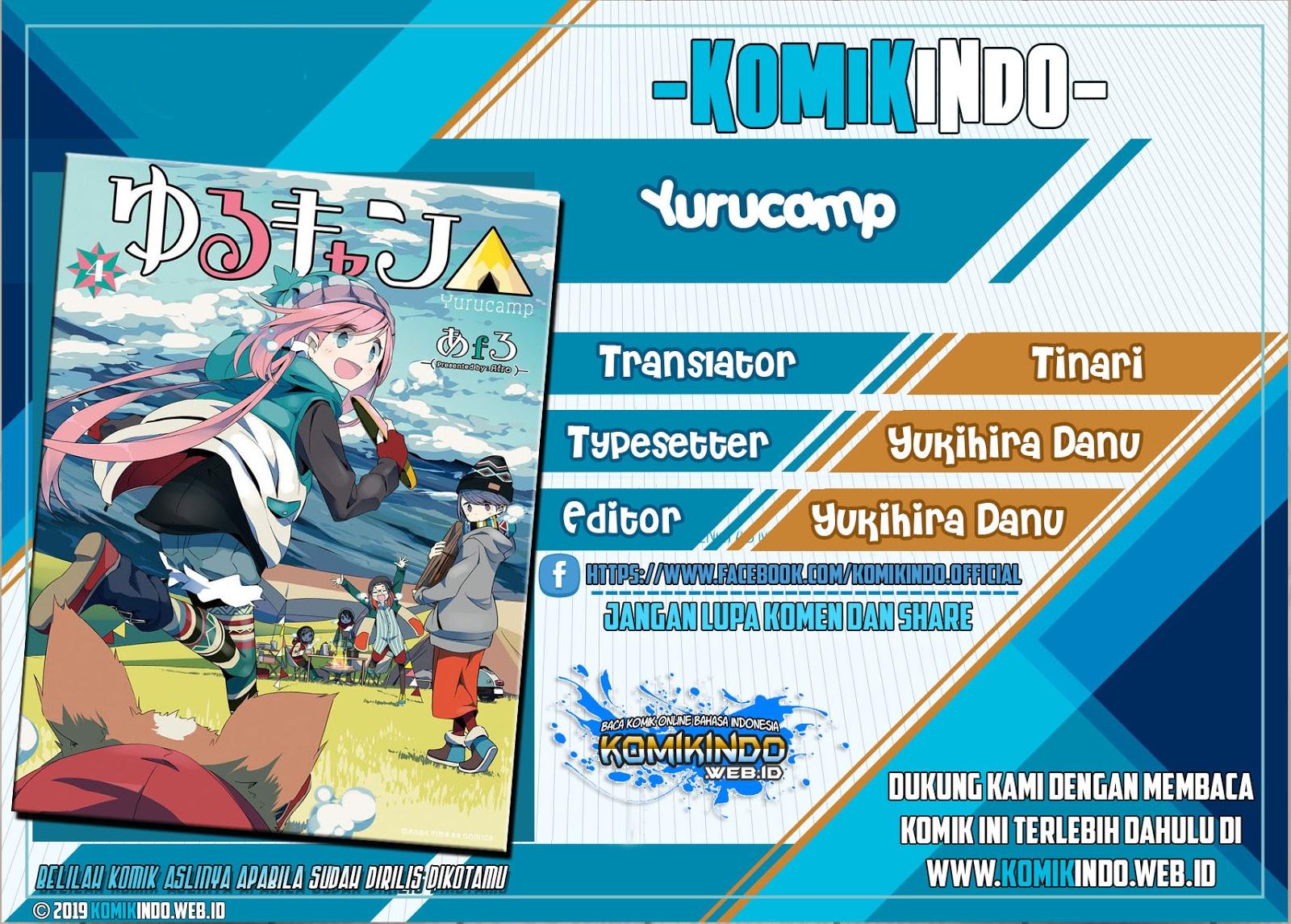 Dilarang COPAS - situs resmi www.mangacanblog.com - Komik yuru camp 016 - chapter 16 17 Indonesia yuru camp 016 - chapter 16 Terbaru  Baca Manga Komik Indonesia Mangacan