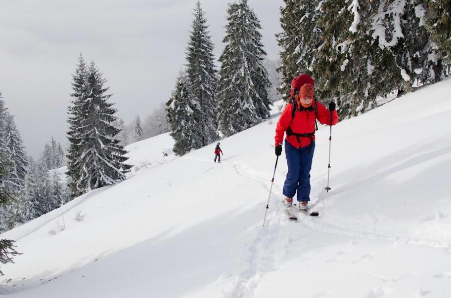 Skiul mult dorit