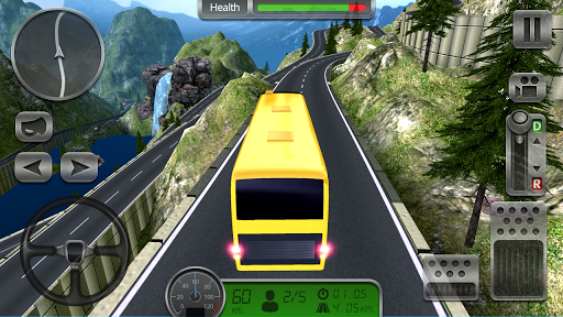 Bus Simulator 2 apkmind screenshots 4