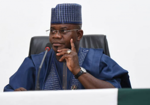 Governor Yaya Bello Apologize For Slight Delay Of Salary