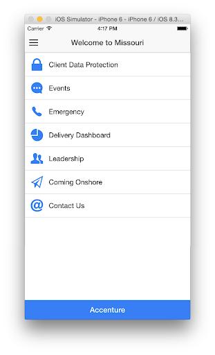 Missouri Accenture 1.1.0 screenshots 1