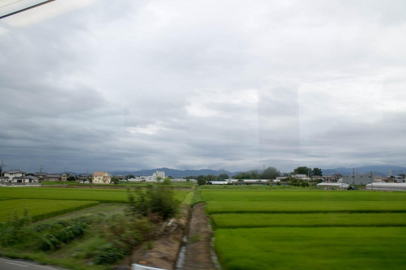 埼玉県に入った辺り