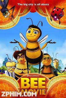 Ong Vàng Phiêu Lưu Ký - Bee Movie (2007) Poster